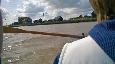 Walberswick ferry 2