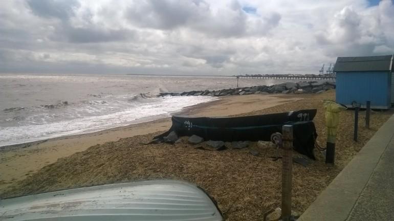 Beach, Felixstowe