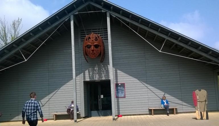 Sutton Hoo museum