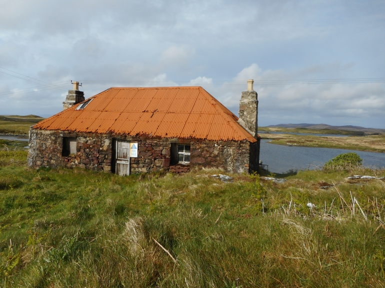 North Uist, Hebrides, up for sale and gorgeous!