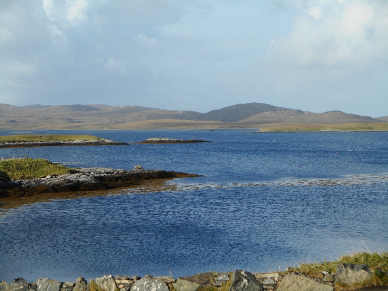 Lochmaddy, North Uist, Hebrides