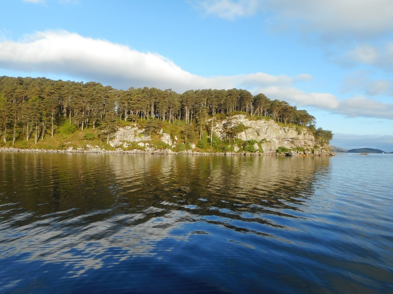 Loch Torridon, Island
