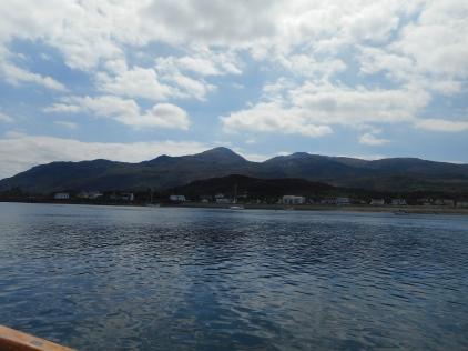 Sailing around Skye