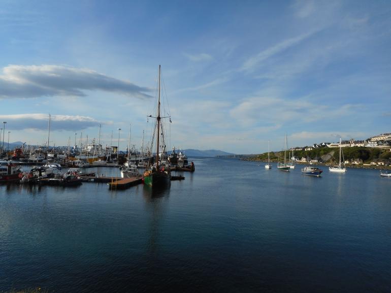 Mallaig harbour