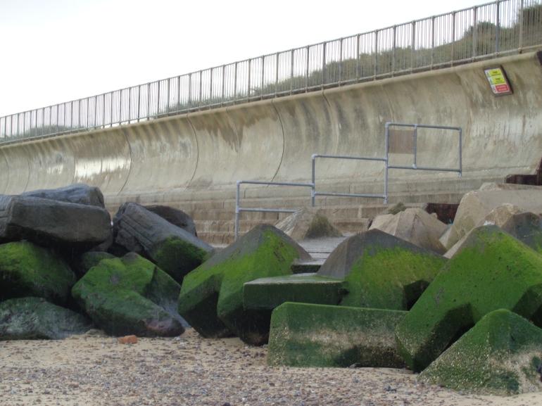 Sea defences, Southwold