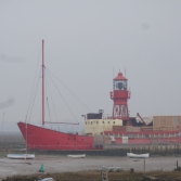 Tollesbury lighthouse ship