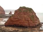 Smallstones Point Ladram Bay