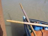 Ferry boat oars
